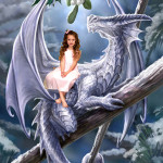 JESSICA AND THE DRAGON